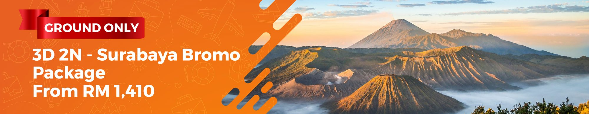 Indonesia Surabaya Bromo Package 3d2n Deliver Travel Tours Sdn Bhd